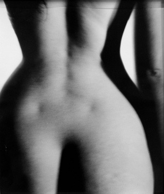 Bill Brandt - Nude, London 1954